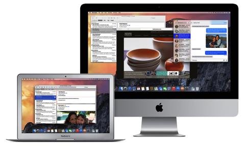 Yosemite OS 10.10 Beta