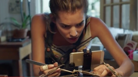 Apple's latest Dreams ad focuses on iPhone 5s
