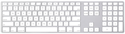 There's more to a Mac keyboard