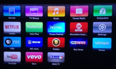 iTune sFestival added to Apple TV