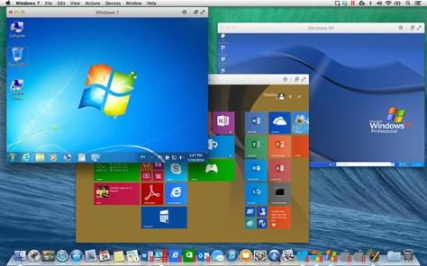 Parallels Desktop 10 brings Yosemite support, better Windows-Mac integration