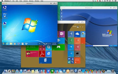 Parallels Desktop 10 brings Yosemite support, better Windows-Mac integration