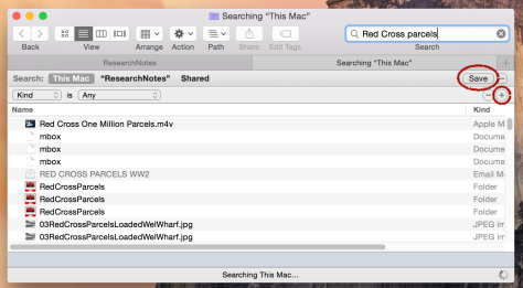 Search smarter with Command-F for Find in the Finder