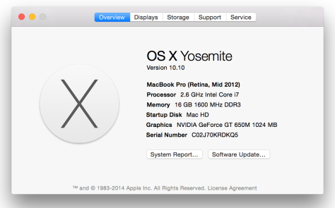 OS X Yosemite Public Beta 2 hopefully squashes some annoying bugs