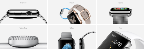 Apple has discovered something new with the Apple Watch – variety!