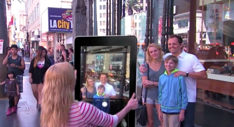 Kimmel takes the p__s out of bigger iPad rumours