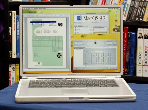 How would you like to go back 12 years in Mac OS?