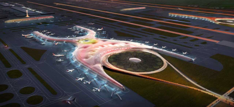 Mexico's planned mega-airport may well be the most sustainable