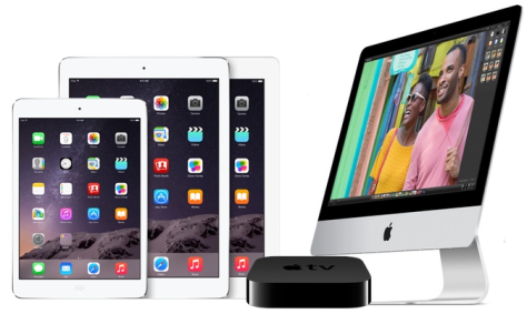 Apple may not be finished with product releases for 2014