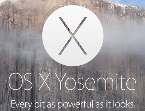 Apple Mac OS 10.10 'Yosemite' is available now for free – choose Software Update in the Apple Menu.