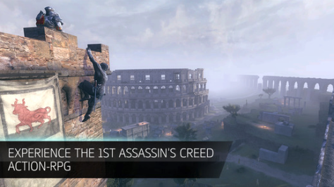 A NZ First – Assassin's Creed for iPad