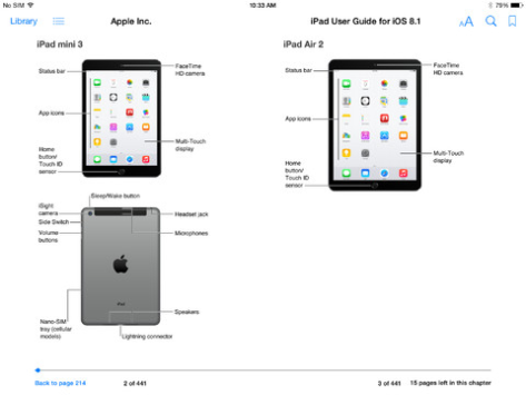 Apple reveals new iPad models by mistake