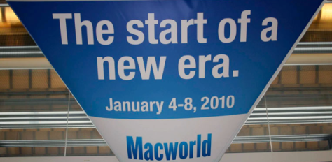 Goodbye to the Macworld show. As soon as Apple stopped presenting at the show, its life was threatened