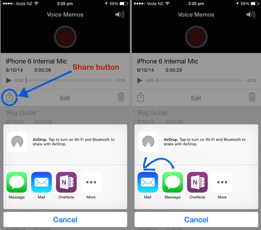 Five tip Friday ~ More iOS 8 features explored (1/3)