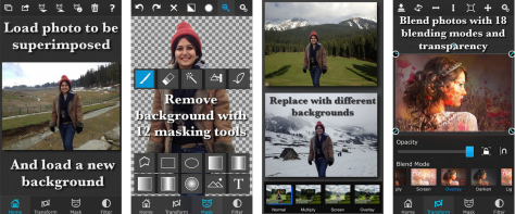 Complex image masking and more on iPad with Superimpose