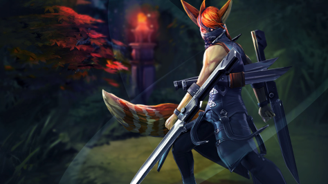 Vainglory is feature- and image-rich (picture from Vainglory site).