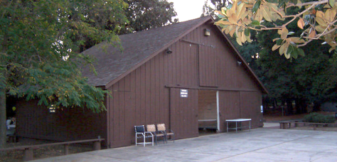 Apple has decided to keep the historic Glendenning Barn intact as part of the Spaceship Campus build