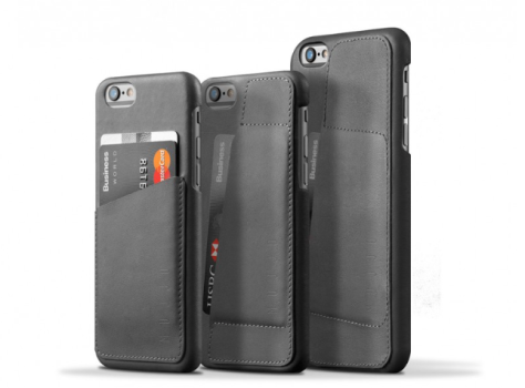 Mujjo has just introduced classy leather cases for iPhone 6