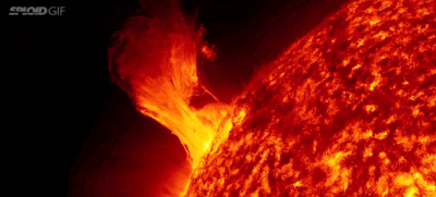 NASA's Solar Dynamics Observatory provides incredibly detailed images of the whole sun 24 hours a day.