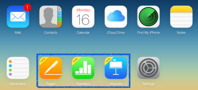 The online iCloud app betas are now available to Windows users with iCloud accounts