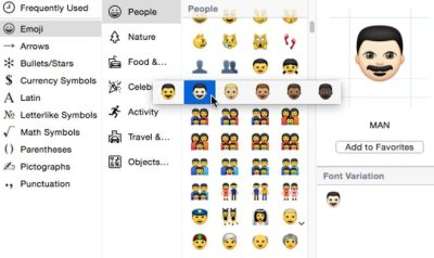 New emoji options can be found in the second betas of both iOS 8.3 and OS X 10.10.3.