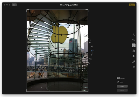 Swift swiftly gains, Mac Photos, resetting Mac parameters