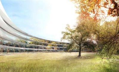 The new Apple Campus under construction might be named after Apple co-founder and visionary Steve Jobs