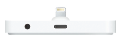 Apple just introduced a Lightning iPhone Dock