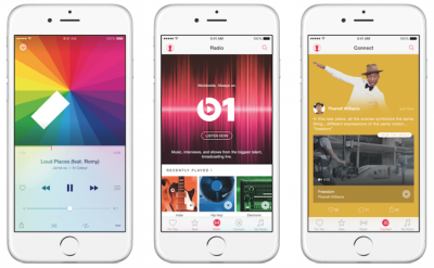 Apple Music deals emerge