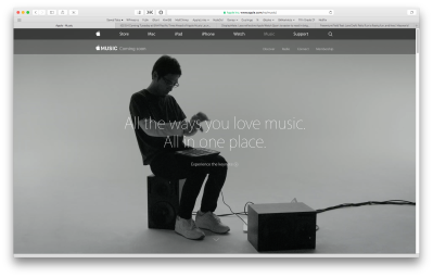 (Image from Apple's NZ Music page.)