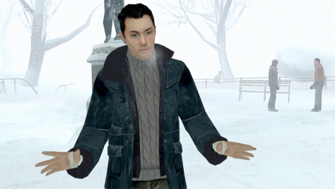 Originally released in 2005, Fahrenheit (known as Indigo Prophecy in North America) was a breakthrough in interactive narrative. It's currently half-price for Mac.
