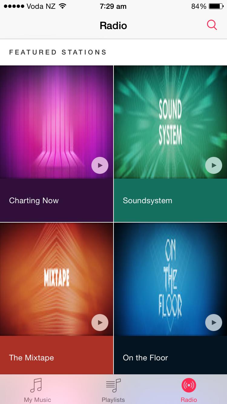 Apple Music Radio, Watch love, VoiceOver apps, 600 million