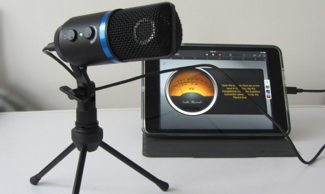 IK Multimedia has just launched an excellent studio mic