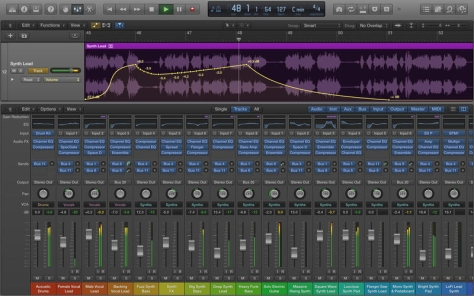 A Logic update just added Alchemy support