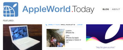 Apple World Today, an Apple news site, is struggling and asking for financial help