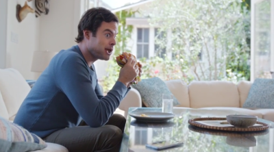 Comedian stars in new iPhone 6s ad