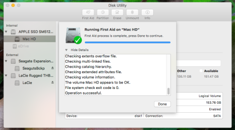 Disk Utility finally got its long-overdue facelift in El Capitan