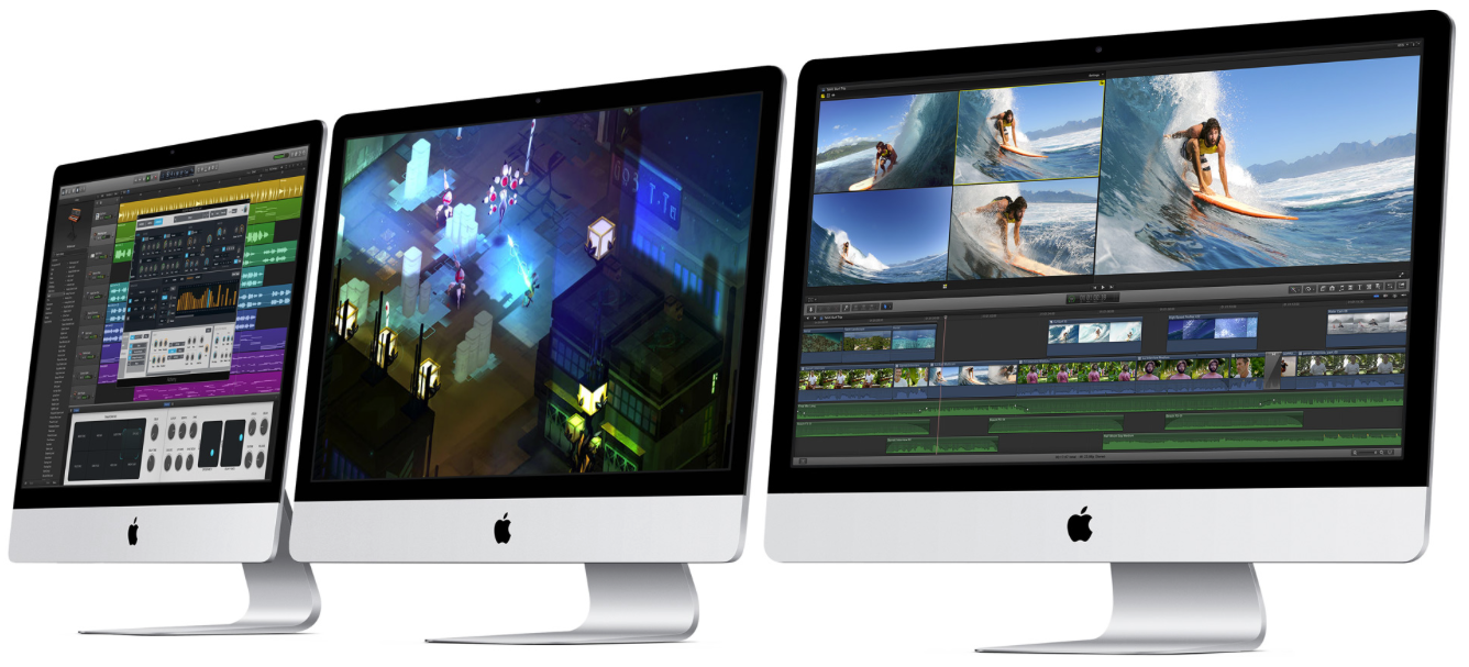 4K 21-inch iMac teardown, iWork loses Beta, MacBook Pro