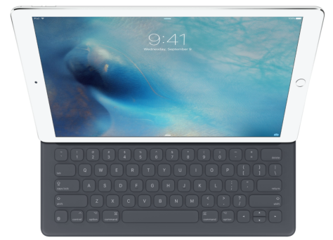 Image from Apple's iPad Pro gallery