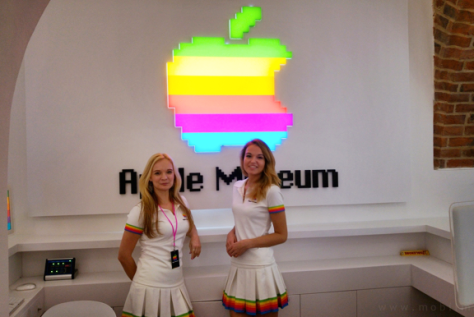 Prague has just opened an Apple Museum
