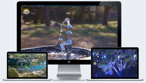 Mach Wallpaper lets you run themes movies and more on your desktop
