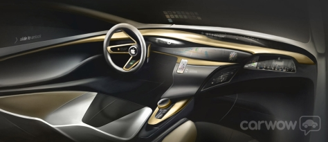 Concept car image from Apple World Today