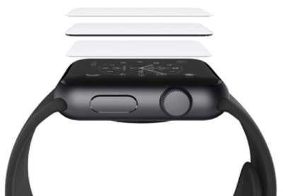 Belkin has introduced glass protection for Apple Watch