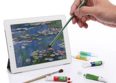 Joy Factory's Monet stylus lets you paint on your iPad