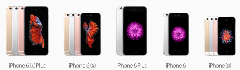 (Image from Apple NZ's iPhone page)