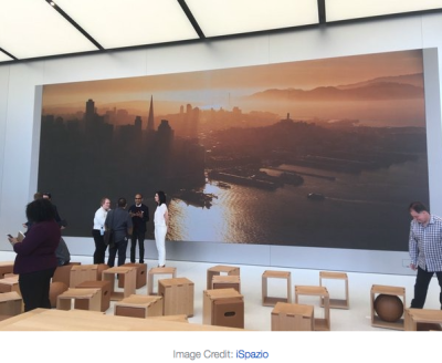 Apple reveals details of it's San Francisco Union Square store ahead of its opening,
