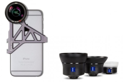 Fancy having Zeiss lenses for your iPhone?