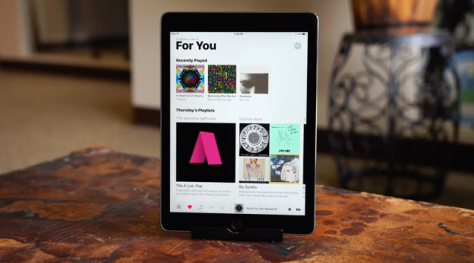 See how Apple Music got a complete makeover for iOS 10