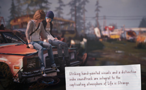 Life is Strange (Episode 1) is now available in the Mac App Store