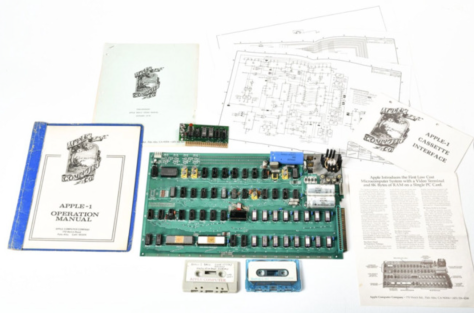 The 'Celebration' Apple-1 board previewed in July comes with the most complete documentation yet seen for the board